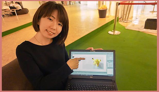 取手市でデザイン事務所を経営している2児の母樋口さん